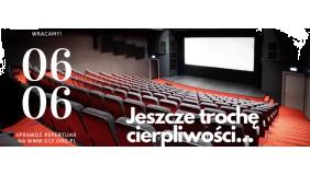 W Gdyńskim Centrum Filmowym trwa już LATO NA PATIO