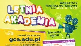Letnia Akademia w Gdyńskim Centrum Animacji