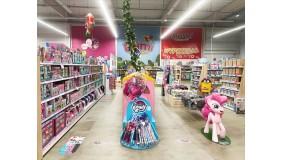 Przetestuj zabawki przed zakupem!
