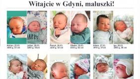 Witajcie w Gdyni, maluszki! - nowa rubryka w Ratuszu