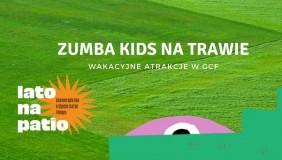 Zumba Kids na trawie