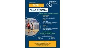 Mini Piłka Ręczna - zajęcia sportowe dla dziewczynek i chłopców