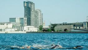 Kids Aquathlon Gdynia - Mistrzostwa Polski w Aquathlonie