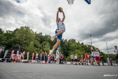 Turniej koszykarski dla dzieci i młodzieży 3x3