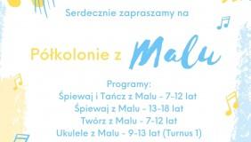 Półkolonie z Malu 2021
