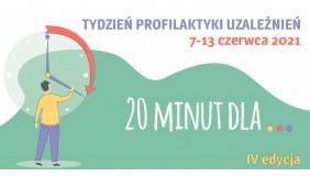 Tydzień Profilaktyki Uzależnień 2021 - cykl wspierających podcastów