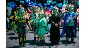 Bal karnawałowy dla dzieci z okazji urodzin miasta