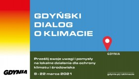 Weź udział w Gdyńskim Dialogu o Klimacie