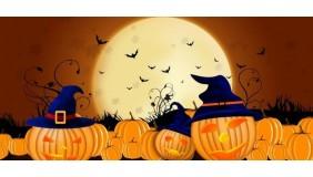 Halloweenowe Nocowisko w Morskiej Krainie