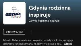 Gdynia Rodzinna na Spotify!
