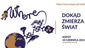 ON-LINE: Międzynarodowa Konferencja Młodzieżowa pt. Dokąd zmierza świat?