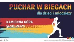 Puchar w biegach dla dzieci i młodzieży na Kamiennej Górze