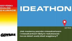 On-LINE: warsztaty Ideathon #GdyńskiDialogOKlimacie