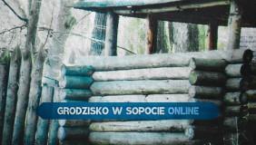 ON-LINE: FERIE ZIMOWE NA GRODZISKU W SOPOCIE
