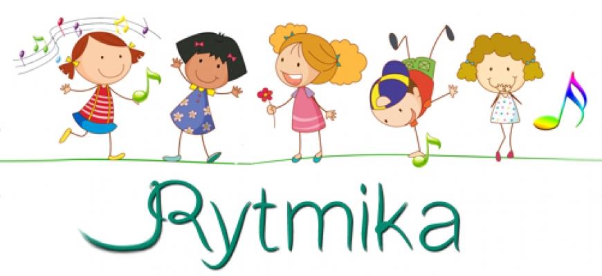 Rytmika dla dzieci 2,5 - 3,5 oraz 3,5 - 5 lat
