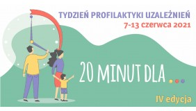 Tydzień Profilaktyki Uzależnień 2021 [harmonogram]