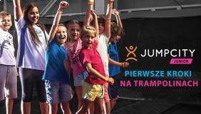 JUMPCITY Junior - zajęcia dla dzieci w Parku Trampolin