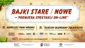 ON-LINE: spektakl Kapelusz Pani Wrony