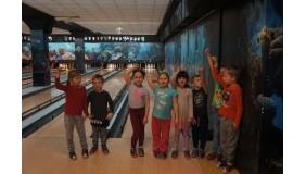 Bowlingowe ferie w U7 Gdynia